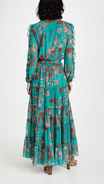 MISA Hadeya Dress