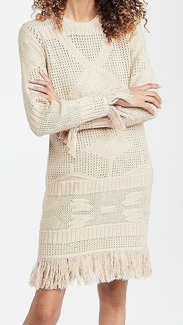 MISA Terese 毛衣连身裙