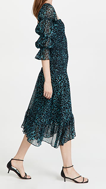 MISA Rashida Dress