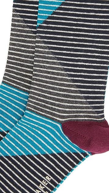 Ted Baker Cooper Lines Socks