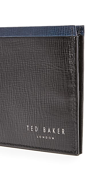 Ted Baker Crossgrain Wallet
