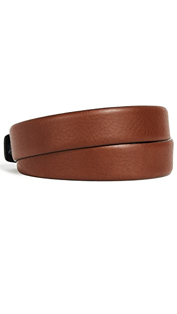 Ted Baker Cubes Leather Belt