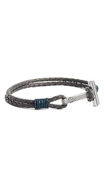 Ted Baker Shrug Woven Bracelet