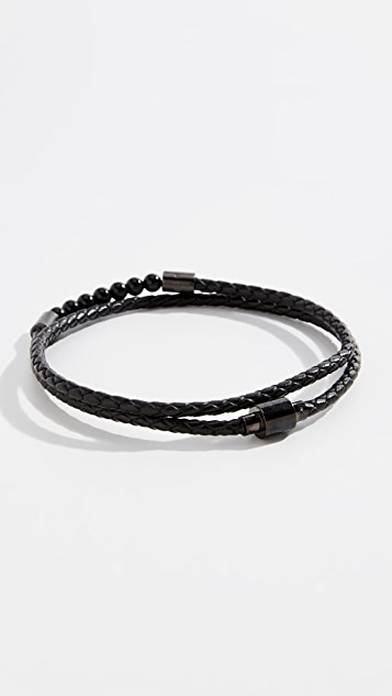 Ted Baker Lizaa Leather Bracelet