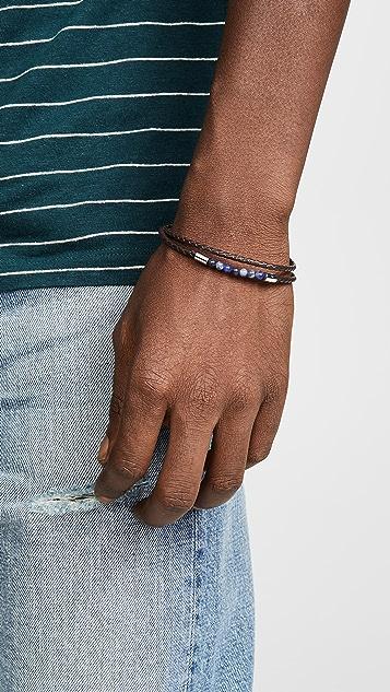 Ted Baker Lizaa Leather Bracelet