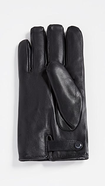 Ted Baker Rainboe Leather Gloves