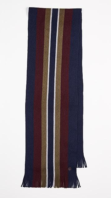 Ted Baker Keverne Striped Scarf