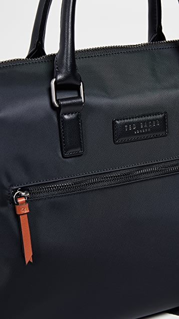 Ted Baker Nylon Document Bag