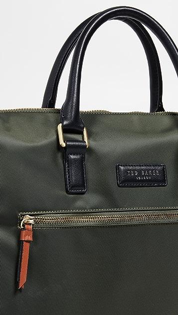 Ted Baker Nylon Document Bag