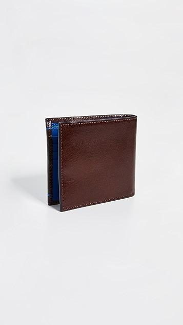 Ted Baker Contrast Internals Bifold Wallet