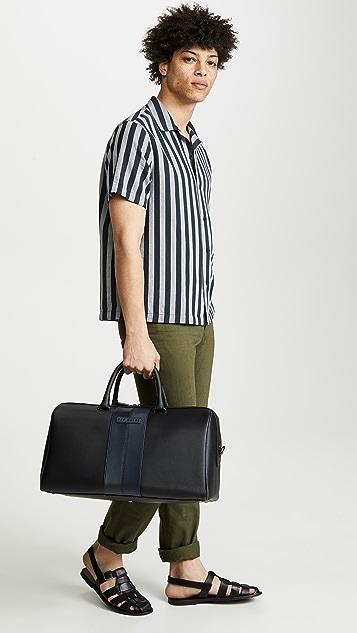 Ted Baker Striped Duffel Bag
