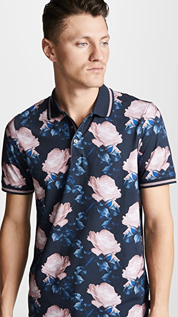 Ted Baker Lively Polo Shirt