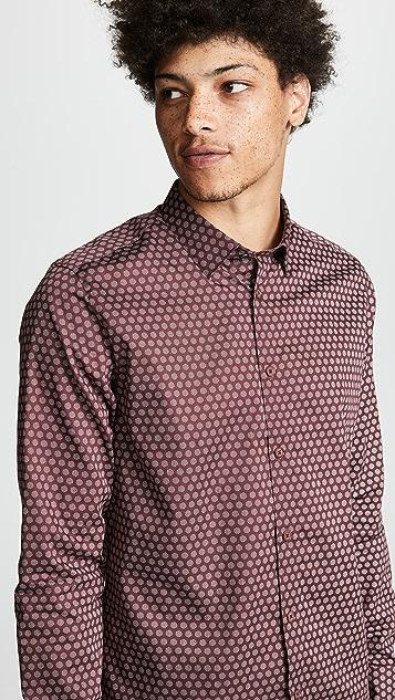 Ted Baker Camdent Long Sleeve Shirt