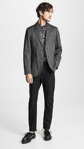 af61a0968 ... Ted Baker Vauxhal Long Sleeve Shirt ...