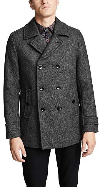 Ted Baker Grilld Peacoat