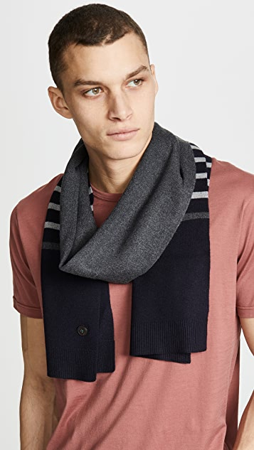 Ted Baker Striped Scarf