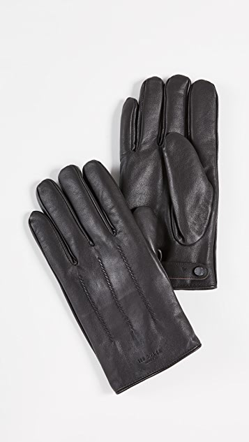 Ted Baker Deerskin Gloves