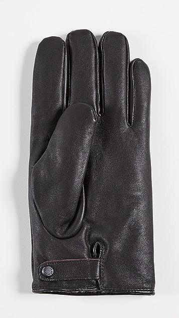 Ted Baker Deerskin Gloves