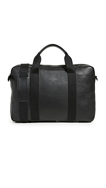 Ted Baker Leather Document Bag