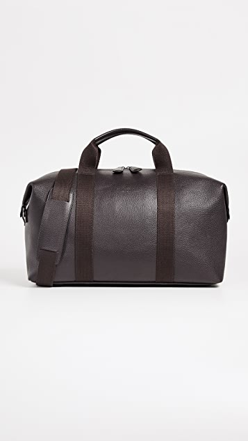 Ted Baker Leather Holdall Bag