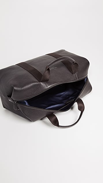 Ted Baker Leather Holdall Bag