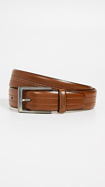 be3267c1d603 Ted Baker Aggra Stitch Detail Leather Belt