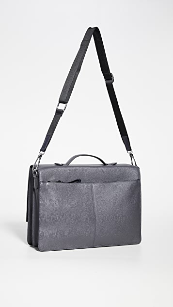 Ted Baker Housed Leather Satchel