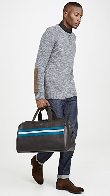 Ted Baker Empress Striped Webbing Holdall Bag