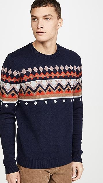 Ted Baker Fair Isle Sweater