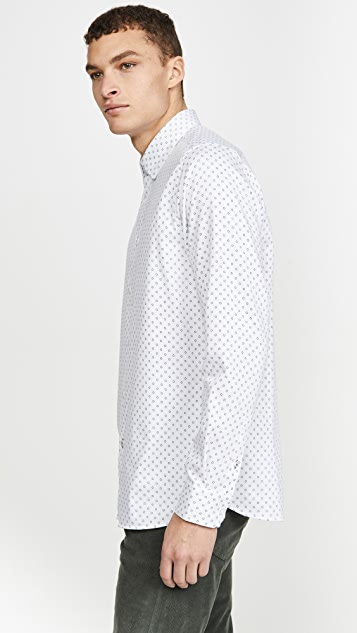 Ted Baker Maison Polka Dot Shirt
