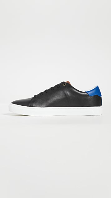 Ted Baker Leepow Leather Trainers