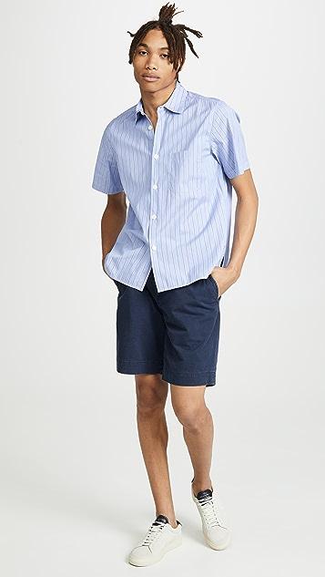 Tres Bien Tourist Fine Poplin Shirt