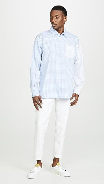 Tres Bien Poplin Classic Shirt