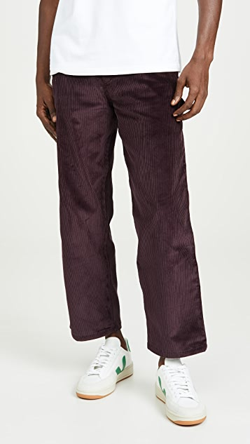 Tres Bien Corduroy Carpenter Pants