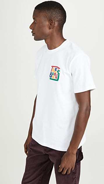 Tres Bien Hands Logo Graphic Tee