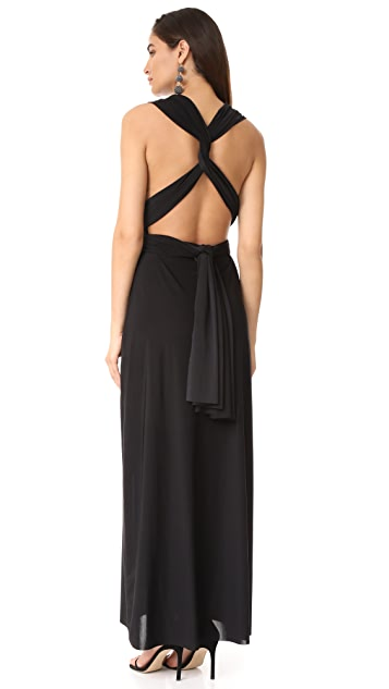 Twobirds Slit Dress