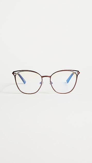 3bbccc3b837 The Book Club The Dutiful   Scammed Strain Free Glasses