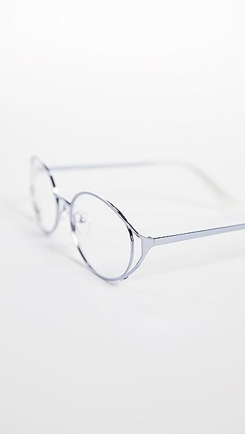 The Book Club Spatula Glasses