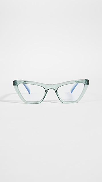 The Book Club The Last Epiphanies Blue Light Glasses