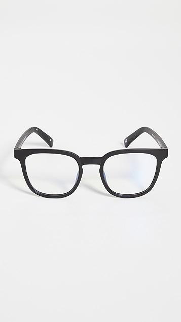 The Book Club Shelve Angry Sven Glasses