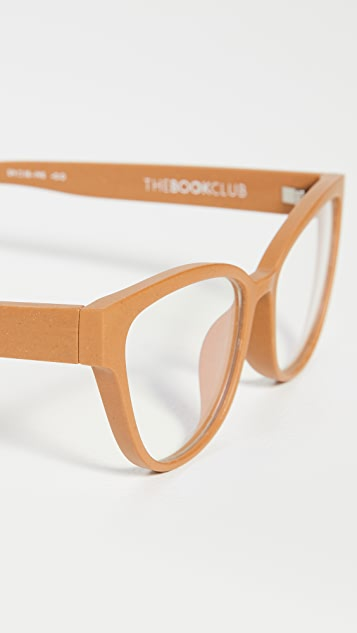 The Book Club Treasure Riceland Blue Light Glasses