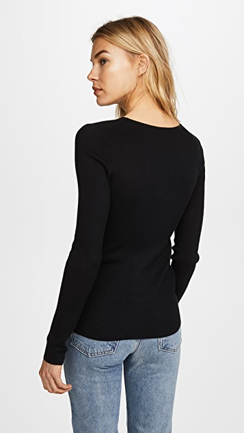 TSE Cashmere Crew Neck Cashmere Sweater
