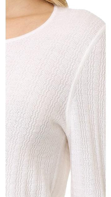 TSE Cashmere Long Sleeve Cashmere Sweater