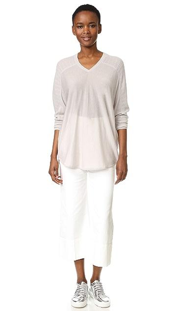 TSE Cashmere Dolman Sleeve Cashmere Sweater