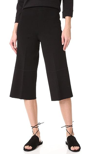 TSE Cashmere Cropped Pants