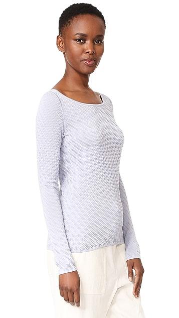 TSE Cashmere Ballet Neck Sweater