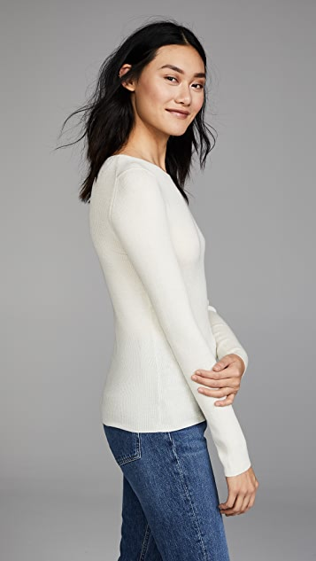 TSE Cashmere Crew Neck Sweater