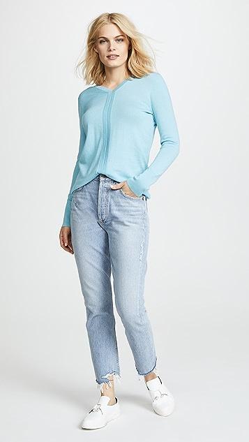 TSE Cashmere V Neck Cashmere Sweater