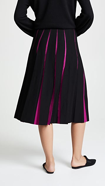 ae1a05559c TSE Cashmere Pleated Midi Skirt | SHOPBOP