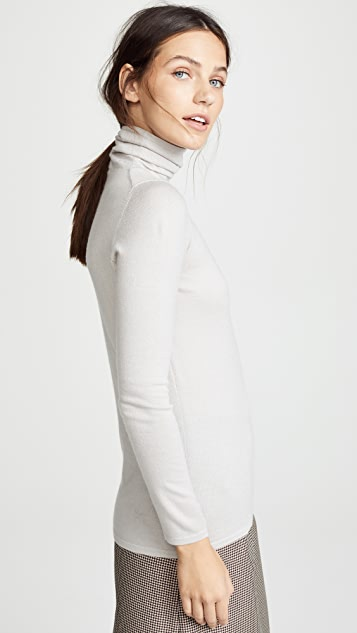 TSE Cashmere Long Sleeve Turtleneck